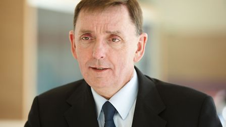 Newham mayor Sir Robin Wales, who is accused of making racist remarks about Gypsies and Travellers