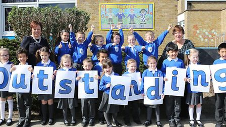 Towers Infants School, Osborne Road, Hornchurch, RM11 1HP - The school are celebrating their outstan
