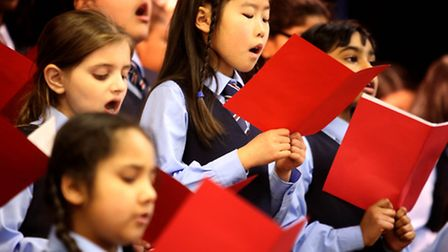 Eastcourt Independent School in Ilford held a Music recital with their students.