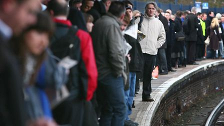 Rail passengers who travel on TfL have taken to Twitter to voice their dissastisfation with the serv