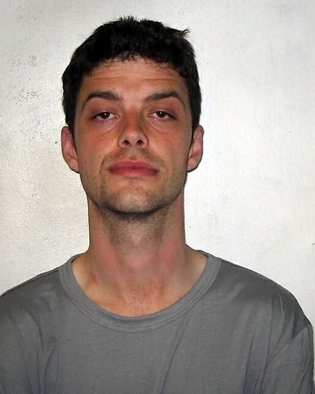 Tony O'Toole jailed for life with a 17 year minimum for the murder of Luke Harwood. Photo: Central