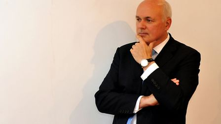Woodford Green MP Iain Duncan Smith quit the cabinet on Friday, branding cuts to benefits for the di