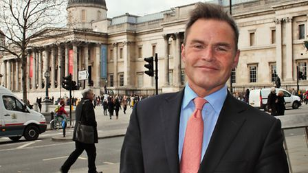 Ukip mayoral candiate Peter Whittle