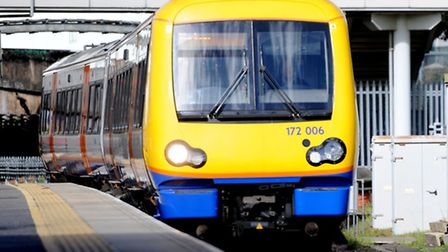 Arriva has been announced as London Overground's new operator on a �1.5bn contract. Picture: David M