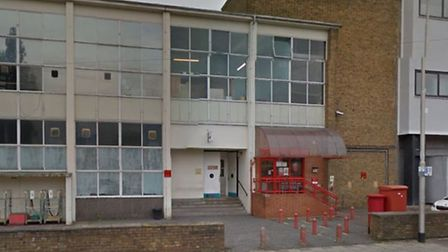 Ilford Delivery Office. Picture: Google