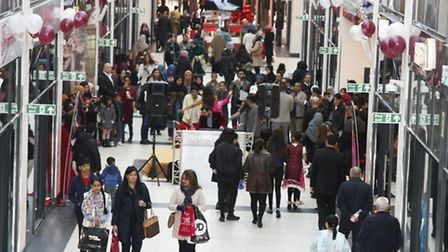 East Shopping Centre, which turned one on Saturday