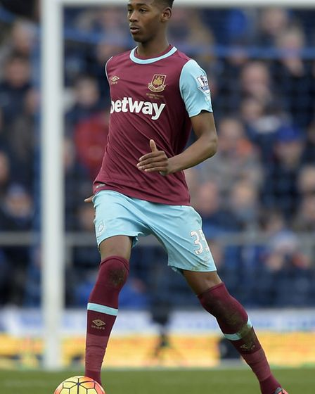 West Ham youngster Reece Oxford (pic: whufc.com)
