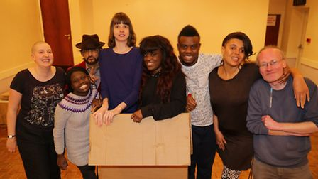 Act Up Newham theatre company welcomes disabled and able-bodied performers