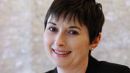 Lib Dem candidate Caroline Pidgeon for the London mayor election