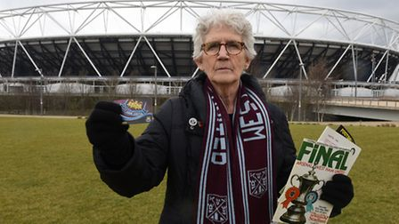 Josephine Roberts is very upset that West Ham aren't giving her an OAP discount for her seat at the
