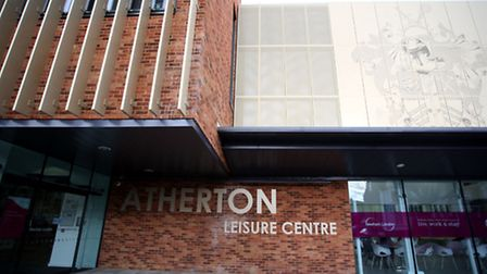 The Atherton Leisure Centre opened on April 2 in Forest Gate
