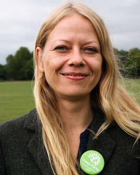 Sian Berry, Green Party