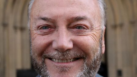 George Galloway, Respect. Picture:PA/Lewis Whyld