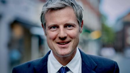 Zac Goldsmith, Conservatives. Picture: Andrew Parsons/i-Images