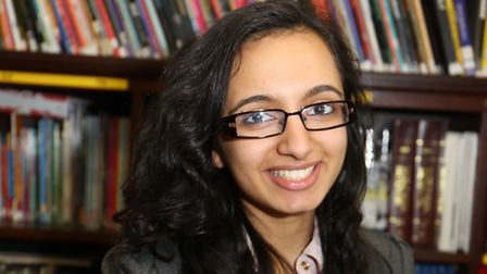 Valentines School has nominated three pupils for theYoung Citizens Awards. Nikita Thanki