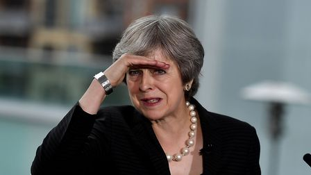 Prime Minister Theresa May. Photo: PA / Charles McQuillan