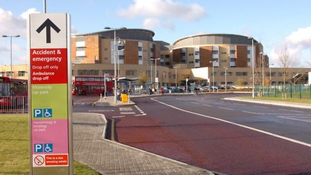 Queen's Hospital, Rom Valley Way, Romford