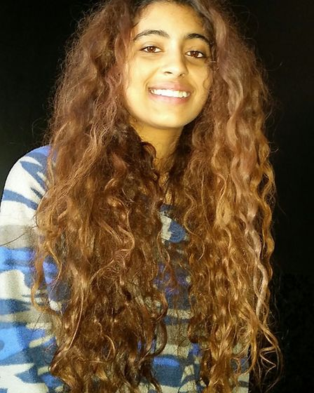 """Vaishali Suhayr was described as having """"beautiful hair and determination"""" by her headteacher"""