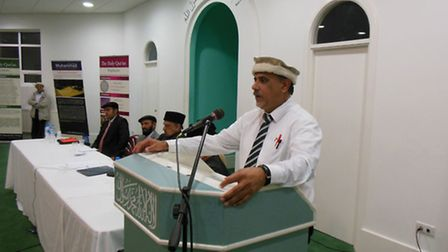 Basharat, who is president of Newham's Ahmadiyya Muslim Association is calling for greater protectio
