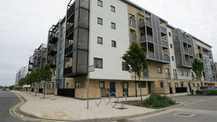 Residents at Orchard Village have signed a petition to bring back Old Ford Housing under Havering Co