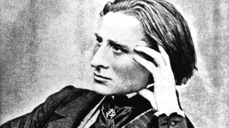 Hungarian composer Franz Liszt. Photo by Hulton Archive/Getty Images.