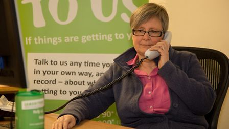 Get free confidential support from the Samaritans 24 hours a day on 116 123