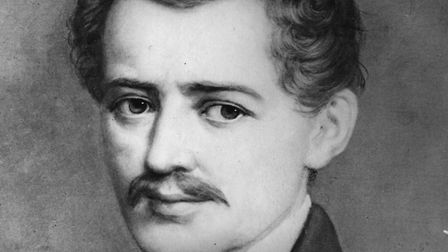 Johann Strauss, the Elder. Photo by Hulton Archive/Getty Images.