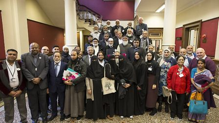 Newham Council organised an interfaith conference to establish solidarity between religious groups P