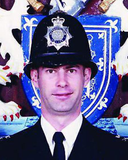 Pc Gary Toms had been a Metropolitan police officer for seven years when he died in 2009.