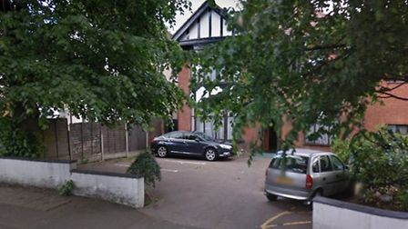 The former care home in Snakes Lane West, Woodford Green, which could be turned into an HMO. Picture