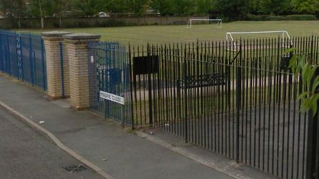 The shooting took place in Magpie Close (picture: Google Streetview)
