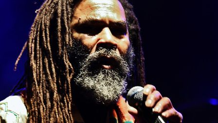 Reggae legends the Twinkle Brothers who will be performing at One Love Festival