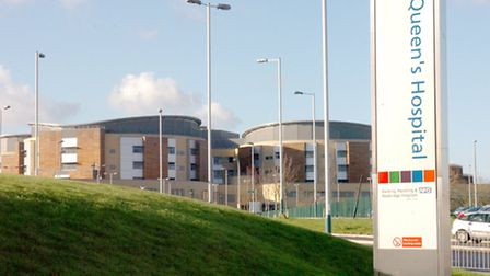 Queen's Hospital is losing millions every year because patients forget to attend appointments