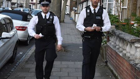 Newham police are undertaking a new drug referral initiative whereby people whom they suspect may be