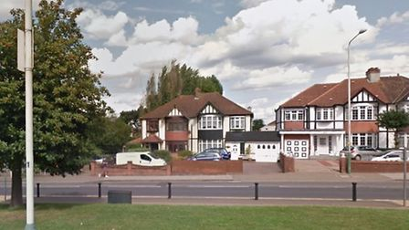 Retirement properties could be built in High Street, Hornchurch Picture credit: Google streetview
