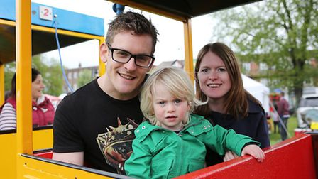 Upminster Park Funday, Corbets Tey Road, Upminster