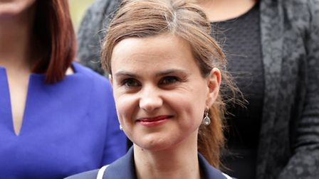 Labour MP Jo Cox, who was shot and killed in Birstall near Leeds. Photo: Yui Mok/PA Wire