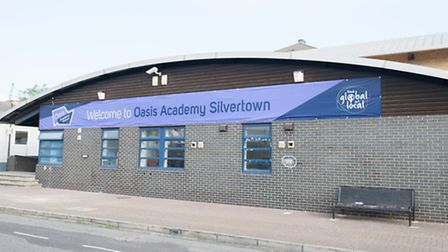 The Oasis Academy Silvertown opened in 2014