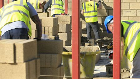 There are 12 construction jobs available on jobs24.co.uk Picture PA Images
