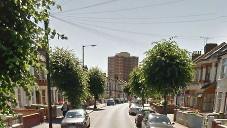 The incident took place in Shakespeare Crescent on Friday evening. Picture: Google StreetView