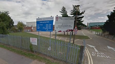 The headteacher of The Chafford School, Rainham, announced on Friday he was stepping down from his p