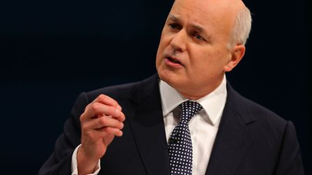 Iain Duncan Smith, MP for Woodford Green