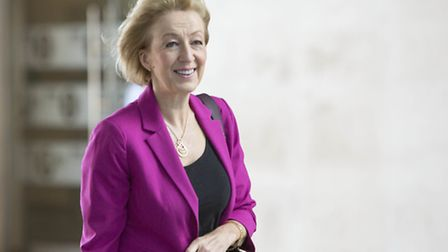 Andrea Leadsom, who Woodford Green MP Iain Duncan Smith is backing to be Tory leader. Picture: Rick