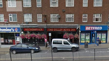 Havering Police are appealing for the victim of an assault, believed to be a stabbing, at the Colley