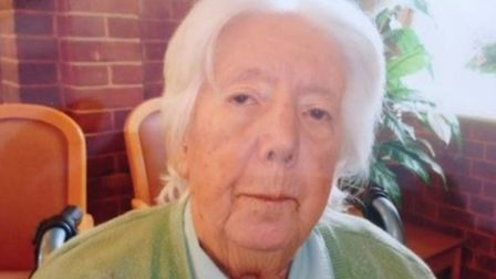 Rita King who was shot at De La Mer House in Naze Park Road, Walton-on-the-Naze, Essex. Her husband