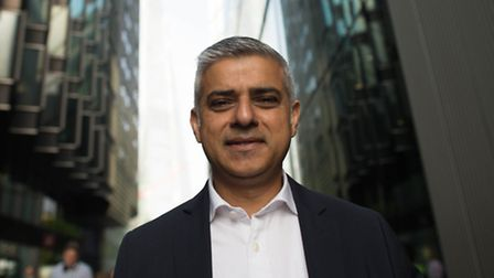Mayor of London Sadiq Khan has pledged �400k to help support young vulnerable people in Newham and o