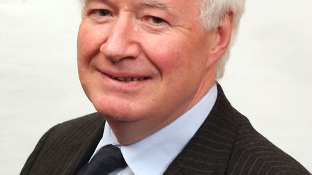 Havering Council leader Cllr Roger Ramsey