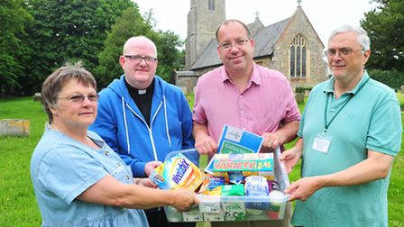 East Suffolk Foodbank is launching a collection and delivery service in Southwold, Reydon and Surrou