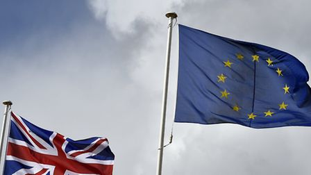 Voters are having their say on Britain's EU membership today (Picture: Toby Melville/PA Images)