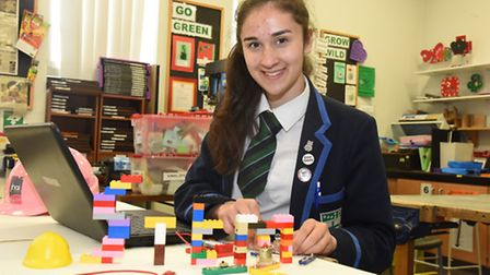 Laiba Khan, 15 is an exceptional STEM pupil and wrote a blog that has led her to win a trip to Appl